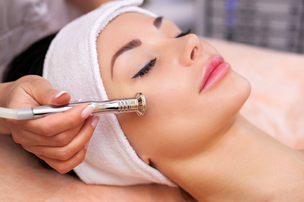 Denver Medical Spa and Skin Care Clinic Dermaplaning treatment microdermabrasion