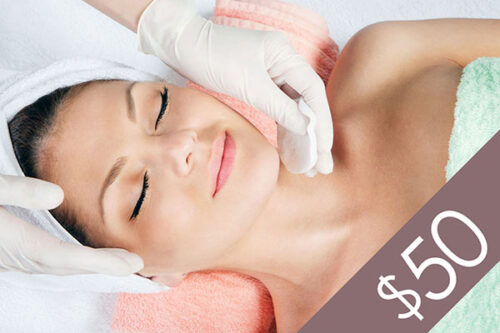 Denver Skin Care Clinic and Medical Spa $50 Gift Certificate gc f50 bg 500x333