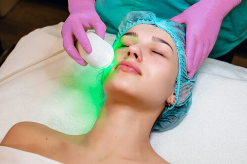 Denver Skin Care Clinic and Medical Spa Valentine's Day laser genesis treatment 500x333