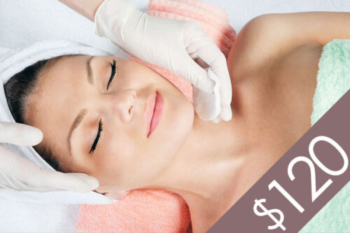Denver Skin Care Clinic and Medical Spa $120 Gift Certificate gc f120 bg 500x333