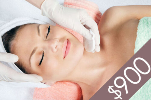 Denver Skin Care Clinic and Medical Spa $900 Gift Certificate gc f900 bg 500x333