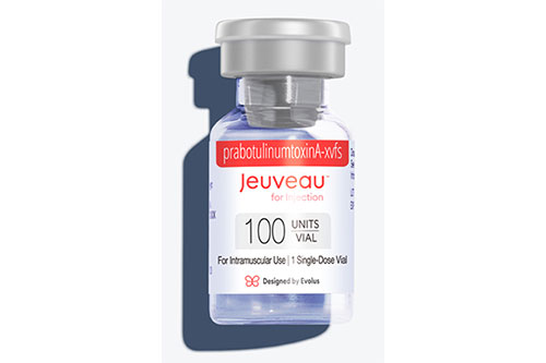 Denver Skin Care Clinic and Medical Spa Jeuveau (40 units) jeuveau bottle